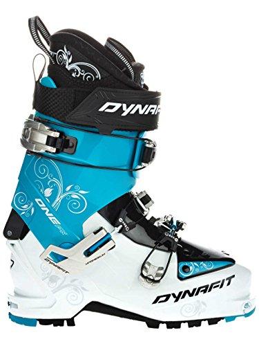 Ladies Tour Laarzen / Ski Alpine Ski Laarzen Voor Vrouwen Één Px Tf Wit / Blauw Fiji