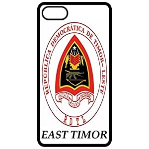 East Timor - Coat Of Arms Flag Emblem Black Apple Iphone 6 (4.7 Inch) Cell Phone Case - Cover