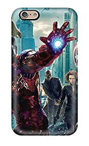 TnLoQIQ1122kddjd Case Cover Protector For Iphone 6 The Avengers Case