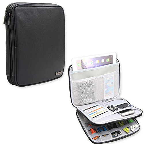 Teamoy Electronic Accessories Organizer Passport