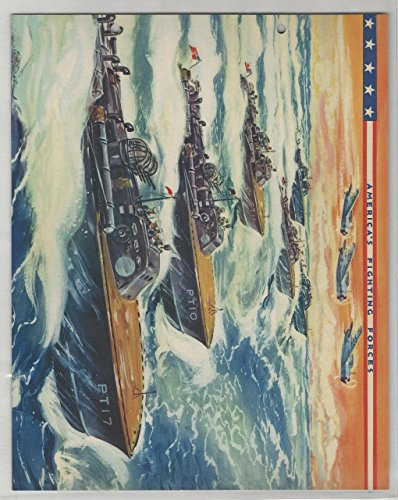 Premium Torpedo (F6-2 Dixie Cup, Premium, 1942, America's Fighting Forces, Patrol Torpedo Boats)