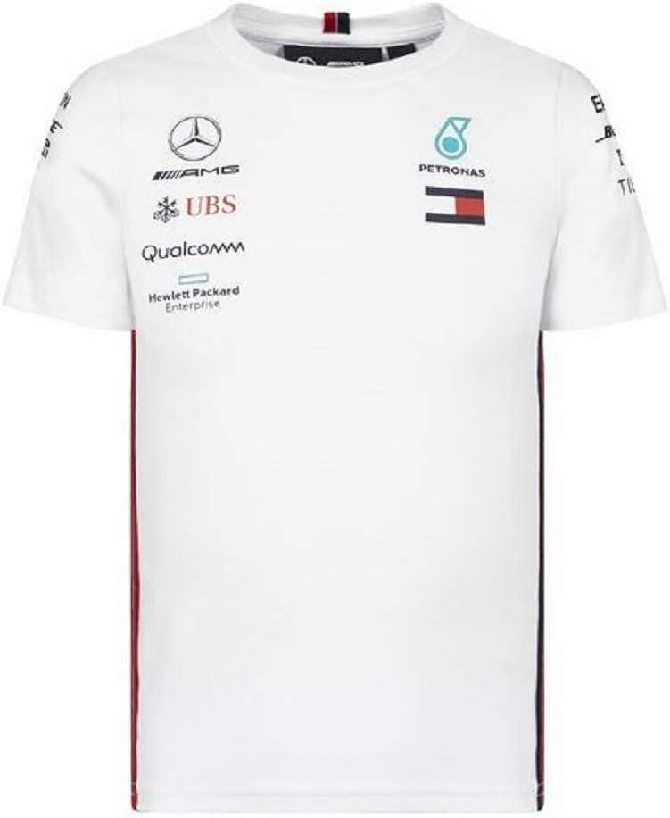 Mercedes-AMG Petronas Motorsport 2019 F1 Kids Team T-Shirt White