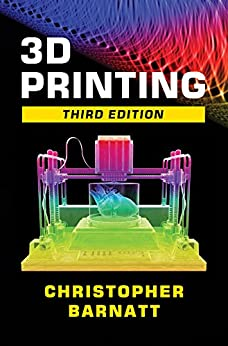3D Printing Third Christopher Barnatt ebook product image