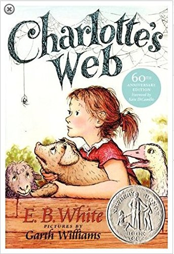 [CHARLOTTE'S WEB (brand new)] (Vintage Costume Jewelry Images)