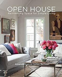 Book Cover: Open House: Reinventing Space for Simple Living
