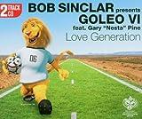 Love generation [Single-CD]