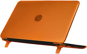 "mCover Hard Shell Case for 15.6"" HP Pavilion 15-ccXXX (15-cc000 to15-cc999) Series (NOT Fitting 15-ayXXX or 15-baXXX or 15-auXXX Series or Envy laptops) Notebook PC (Pavilion-15-CC Orange)"