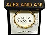 Alex and Ani Lotus Peace Petals Cuff Bracelet 14Kt Gold Plated