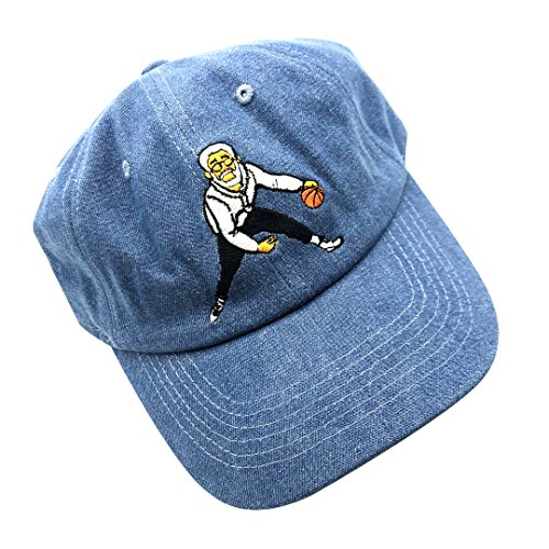 f959a295 Shengyuan Lin Uncle Drew Basketball Dad Hat Baseball Cap Embroidered  Baseball Cap Cotton Hats