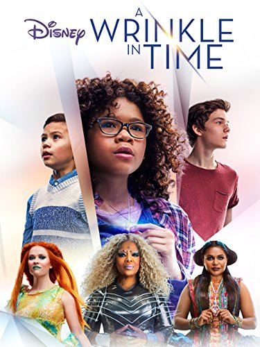 Wallace Glass Print - A Wrinkle in Time (2018)