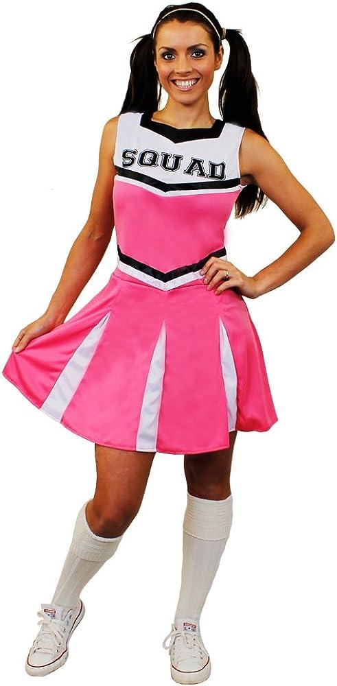 Women Fashion Cheerleader Costume Girl School Fancy Uniform Dress Outfits 4Color