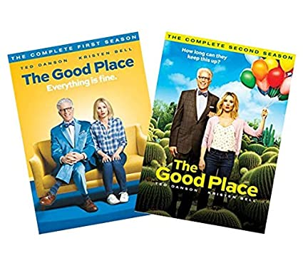 The Good Place: The Complete First & Second Season [Ted Danson, Kristen Bell]