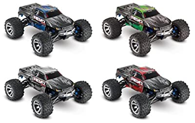 Traxxas RTR 1/10 Monster Revo 3.3 4WD Monster Truck 2.4GHz (Colors May Vary)