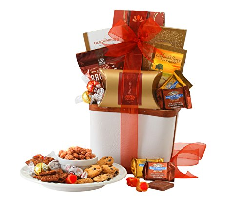 Broadway Basketeers Get Well Soon Thinking of You Gift Basket
