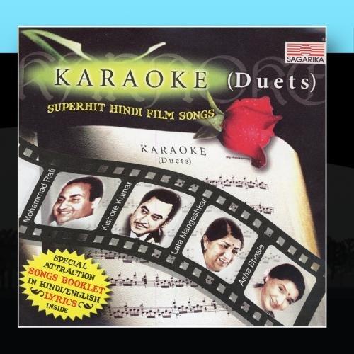 Karaoke (Duets) - Superhit Hindi Film Songs (Hindi Karaoke Cd)