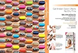 Lot of 10 Sally Hansen Salon Effect Real Nail Polish Strips All Different Colors No Repeats NO FRENCH...