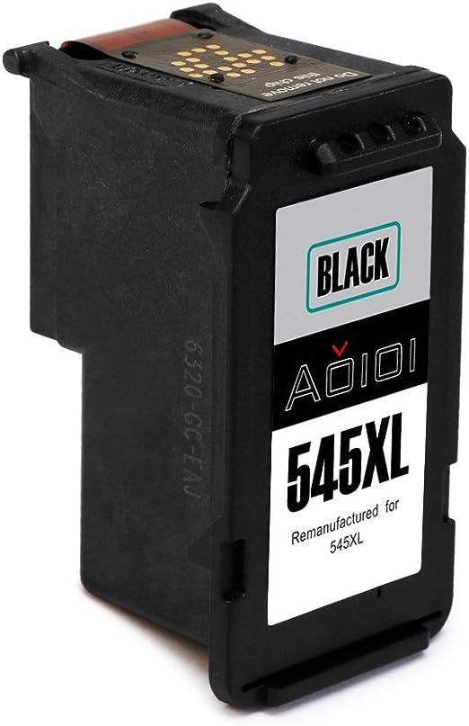 Aoioi PG545 PG-545 PG-545XL Compatiable Cartuchos de tinta 2 Negro ...
