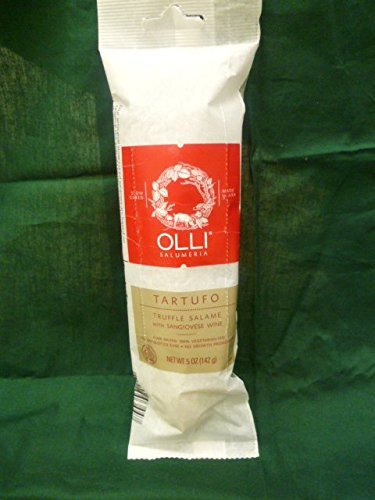 Olli Tartufo (Black Truffle) Salami (5 ounce) ()