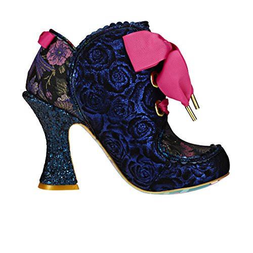 Boots Ankle Irregular Choice Baroness Womens qPPwO0H
