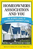 Homeowners Association and You, Marlene Coleman and William Huss, 1572485515