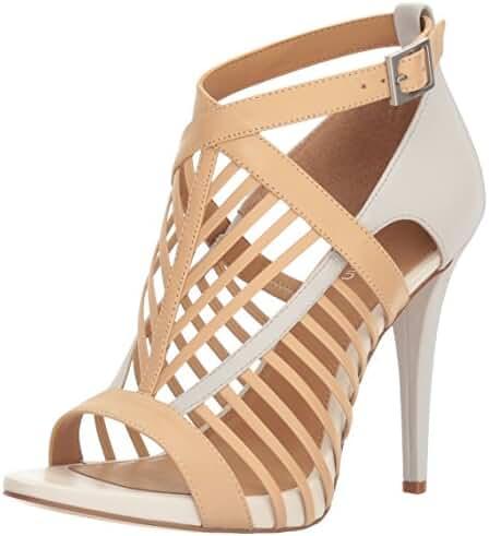 Calvin Klein Women's Naida Platform Dress Sandal