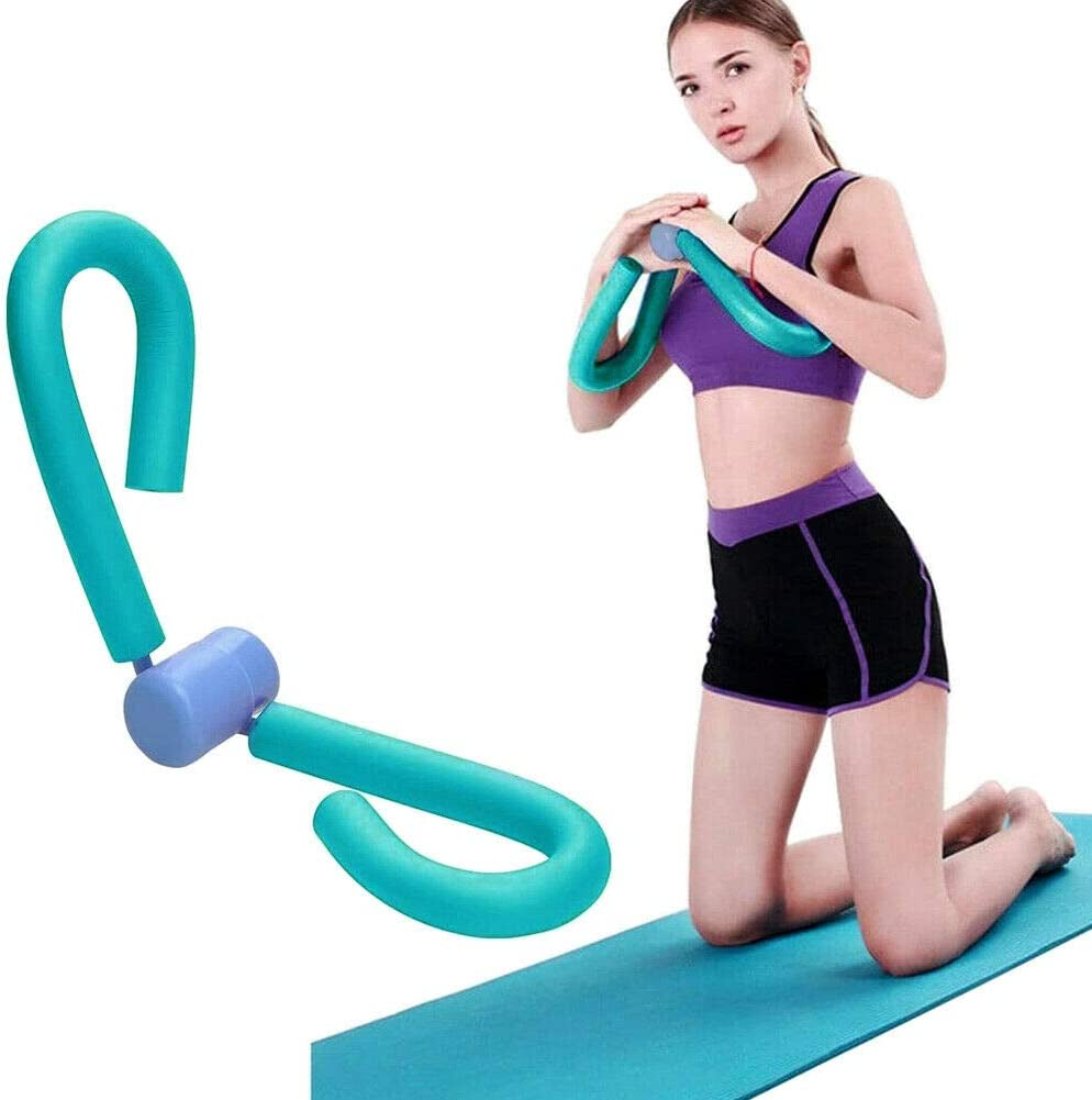 Leg Arm Chest Exerciser Workout Machine Fitness Equipment for Thigh Master New