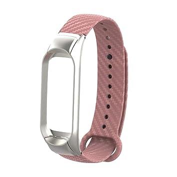 Correa De Reloj TPE Smartwatch Pulseras Reemplazo Accesorios ...