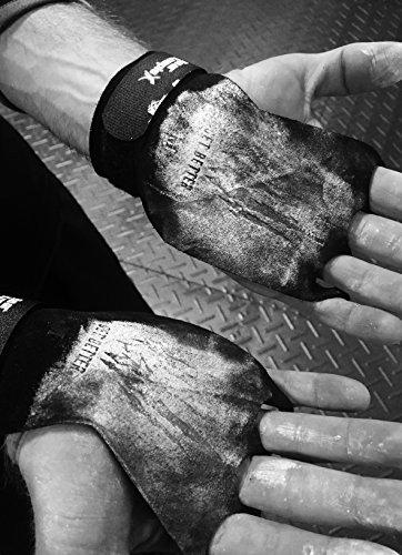 Bear Komplex 3 Hole Hand Grips And Gymnastics Grips Great