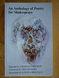 An Anthology of Poems for Shakespeare
