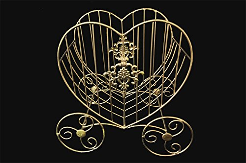 Wire Heart Gold (Ohah 11