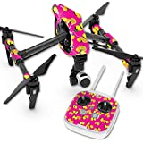 Skin For DJI Inspire 1 Quadcopter Drone – Make Lemonade | MightySkins Protective, Durable, and Unique Vinyl Decal wrap cover | Easy To Apply, Remove, and Change Styles | Made in the USA