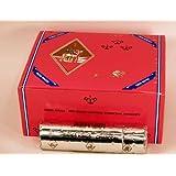 Three Kings Charcoal 33mm Box 10 Rolls by Texas Hookah