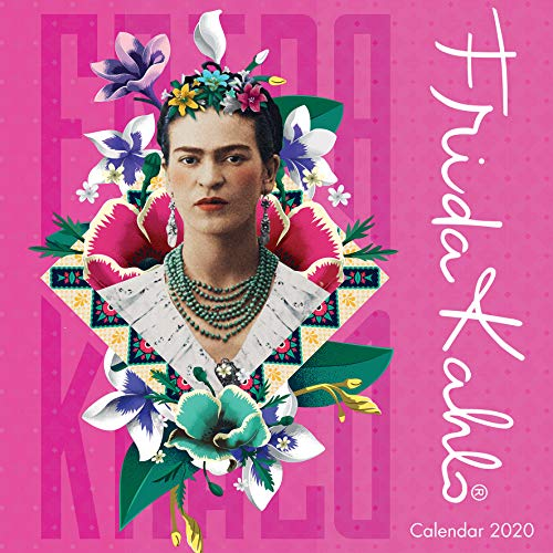 Frida Kahlo Wall Calendar 2020 (Art Calendar) by