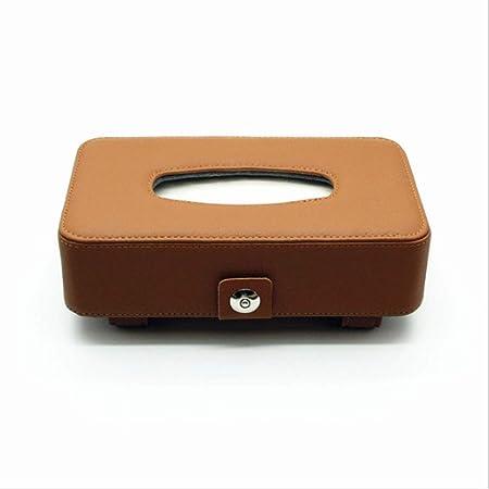 LYX Bandeja de Comida Caja De Pañuelos, Cartón De Coche, Caja De Servilletas De Coche, Visera, Caja De Pañuelos: Amazon.es: Hogar