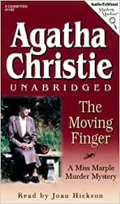 the moving finger agatha christie pdf