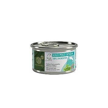 MARPET Equilibrios gato pez espada Gr. 85 Húmedo Alimento para los gatos: Amazon.es: Hogar