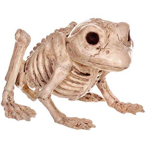 Shindigz Skeleton Frog (Halloween Frogs)