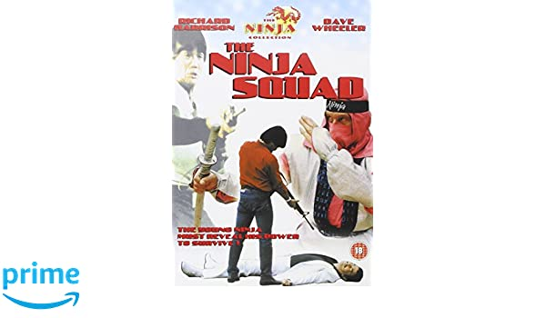 Ninja Squad [Reino Unido] [DVD]: Amazon.es: Cine y Series TV