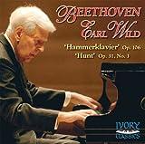 Beethoven: Hammerklavier Op. 106 / Hunt Op. 31, No. 3