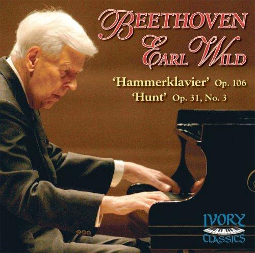 Beethoven: Hammerklavier Op. 106 / Hunt Op. 31, No. - Sonata Ivory