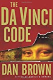 Book cover from The Da Vinci Code by Dan Brown