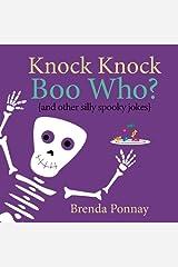 Knock Knock Boo Who? Paperback