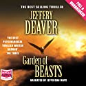 Garden of Beasts Audiobook by Jeffery Deaver Narrated by Jefferson Mays