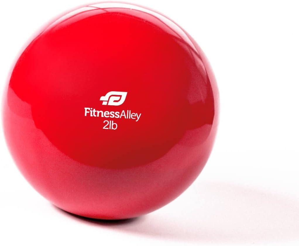 Fitness Alley Pelota Pilates con peso (bola de tonificación de ...