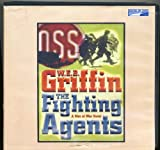 The Fighting Agents by W.E.B. Griffin Unabridged CD Audiobook (Man at War Novels)