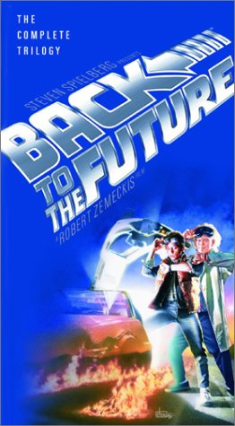 - Back to the Future - The Complete Trilogy [VHS]