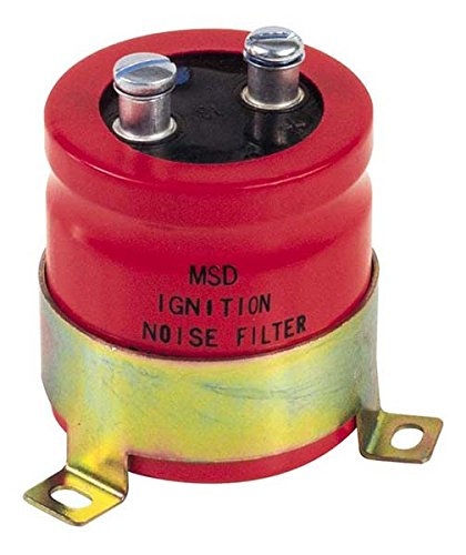 MSD 8830 Red Noise Capacitor