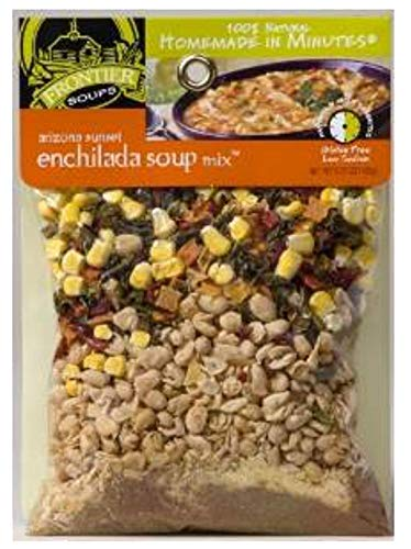 (Frontier Soups Homemade In Minutes Arizona Sunset Enchilada Soup Mix - 5.75 Ounce )
