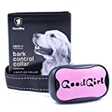Dog Bark Collar by GoodBoy Anti Bark Collar For Small And Large Pets With Progressive Electric Shock And Noise Deterrent System To Control Your Pets' Excessive Barking