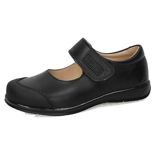 ANGELITOS 463 Zapatos ANGELITOS NIÑA Zapato COLEGIAL Negro 22